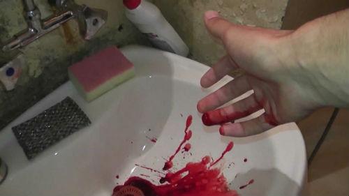 к чему снится порезать руку до крови